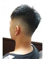 ヘアーメイクサロンアカイシ(hairmake salon AKAISHI)フェードスタイル
