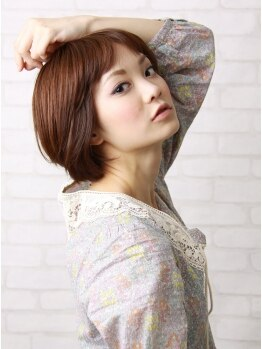 ヘアーリセット(HAIR RE SET)の写真/白髪が気になり始めた30代・40代。明るい色から暗い色まで多数取り揃えてます。色持ちの良さは絶品☆