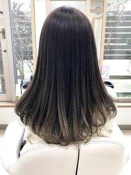 アドゥーヘア ヴィス(A do hair vis)の写真/【初回&2回目来店の方限定★】カットエステコースが¥11.000⇒¥5,500♪ゆったりした癒し空間で美髪が叶う◎