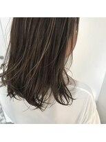 【LIEN by key】Color、薄茶色と灰色