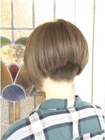 ローグ ヘアー 金町店(Rogue HAIR)ローグヘアー 金町【高 和宏】デザインカラー前下がりボブ