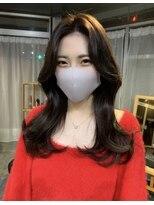 ミリヘアー(mili hair)大人の韓国レイヤーカット