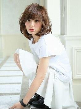 テンバイシオミエイチ(10 by shiomi H)の写真/<ノンダメージサロン(R)公式認定>雑誌掲載多数の有名salon◎最先端のカラー技術で大事な髪を傷ませない!