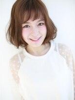アグ ヘアー ナイン 東三国店(Agu hair nine)☆やわらかエアリーウェーブミディ☆