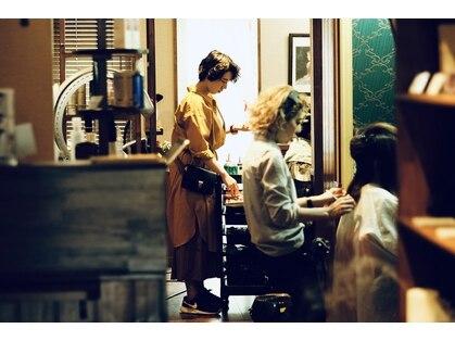 カフェアンドヘアーサロン オハナ(Cafe&Hair Salon Ohana)