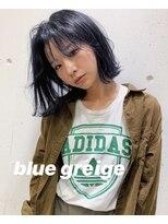 ピア(Pia)色落ちまでかわいいブルージュカラー