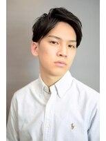 ベックヘアサロン 広尾店(BEKKU hair salon)ツーブロックでスッキリかき上げヘア☆