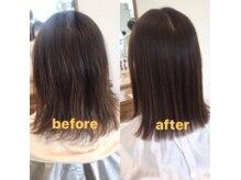 ワイツー(Y 2)の雰囲気(違いを実感できるワンランク上の縮毛矯正。ブリーチ毛も可能。)