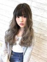 【high grey10】グラデーションカラー カラーリスト海野