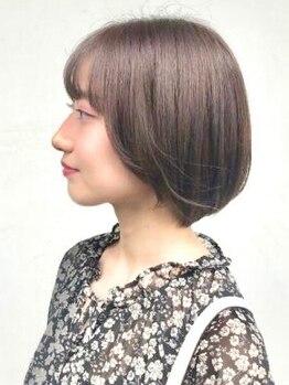 アルジャーノン(algernon)の写真/【尼崎/武庫之荘】ばっさりイメチェンしたい方/年齢やライフスタイルに合った髪型にしたい方におすすめ!