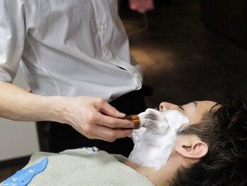 メンズヘアーサロン スウェル(Men's Hair Salon SWELL)の写真/【七隈/福大前/メンズ専門店】 男性美容の専門家集団だからこその仕上がりが自慢のサロン!