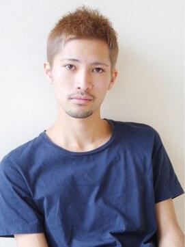 ヘア ジュレ ドゥ(hair jurer deux)【ヘアジュレドゥ 花井】 男らしいオシャレ★ベリーショート