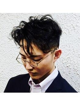 ヘアーメイクサロンアカイシ(hairmake salon AKAISHI)の写真/丁寧なカウンセリングでお客様のなりたい印象を伺い、それに合ったスタイルをご提供します。