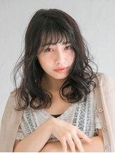 アース コアフュール ボーテ 成田店(EARTH coiffure beaute)ゆるふわセミディ