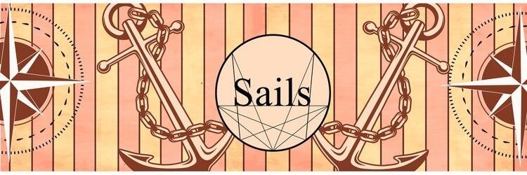 セイルズ(Sails)のサロンヘッダー
