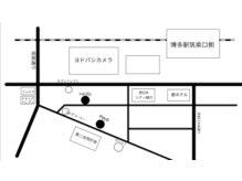 ヘーゼル 博多(HAZEL)の雰囲気(博多駅筑紫口から徒歩3分☆通いやすい価格とアットホーム空間)