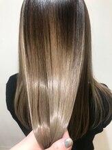ラミ(Lamie)当店だけの天然ミネラル配合髪質改善!艶やかで柔らかな仕上がり