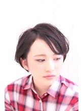 ヘアー ガーデン ルノン(Hair Garden Lunon)艶ボブ