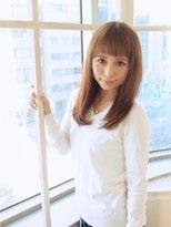 アフロートジャパン(AFLOAT JAPAN)湿気対策☆ストレートヘア