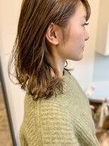 ヘアーアイスカルテット(HAIR ICI QUARTET)ベージュ × ミントアッシュ