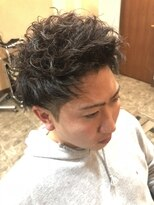 ディスパッチヘアー 甲子園店(DISPATCH HAIR)ストリート風ショート