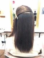 ブレスヘアーデザイン(BLESS HAIR DESIGN)美革ストレート☆10