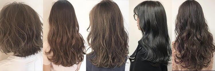 ブランニュー エターナル アベノセンタービル天王寺店(hair make Brand new eternal)のサロンヘッダー