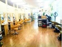 ヘアースペース クラフト(Hair space Craft)の雰囲気(広々とした店内は理容室&美容室を完備しております☆)