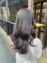 ヘアーサロン ミル(hair salon MiL)【MiL】#チョコレートブラウン / #暗髪カラー / #ブラウン