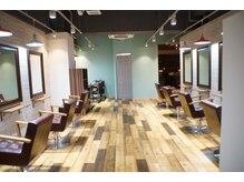 ニースヘアギャラリー 上野御徒町店(Neece hair gallery by across)