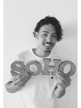 ヘアアンドライフスタイル ソーホー(hair and lifestyle SOHO)瀧 大奨
