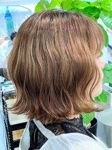 ヴェリーヘアメイク(VERY Hair Make)外ハネボブ