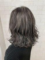 アルマヘア(Alma hair)ダークアッシュ☆ハイライト【Alma hairアルマヘア】