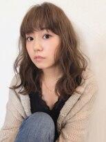 【soy-kufu】パーマ風エアリーミディ