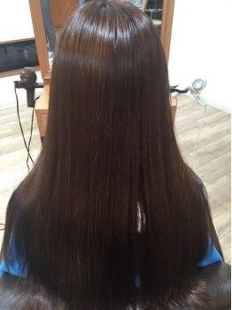 ヘアーガーデンリプレイ(Hair Garden REPLAY)の写真/360度どこから見ても美しくなれるサロン【REPLAY】♪頭皮から髪先まで美しく輝く女性へ導きます!!