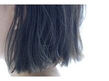 ラウンジ ヘアー 吉祥寺(ROUNGE hair)の雰囲気(話題のTHROWカラーを使用。透明感のあるカラーを是非)