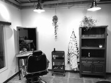ダンベル(DANVEL)の雰囲気(DANVEL三軒茶屋バーバー/理容室/スタイル)