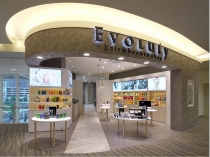 ヘアーアンドビューティーショップ エボルティー(hair&beauty shop EvoLuty)の写真