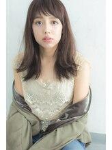 ケーツーナゴヤ(K two NAGOYA)K-two名古屋【福井麻衣子】オトナ女性のカジュアルツヤヘアー