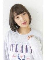 ログヘアー 大塚北口店(L.O.G hair)シンプルミニボブ