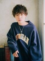 ペグ バイ アディクヘア 町田駅前店(Peg by adic.hair)ツイスト風パーマ