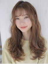 アグ ヘアー ティア 狭山店(Agu hair tea)《Agu hair》おしゃれ感☆巻きおろし