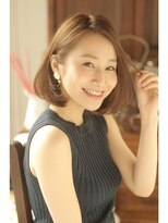 メリーランド 荏原町店(MerryLand)大人シンプル美髪ニュアンスストレート