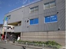 ソニア(SONIA)の雰囲気(こちらの建物に2Fがサロンです。階段を上がってすぐ★)