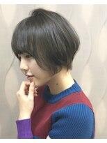 アクシス ナゴヤ(AXIS NAGOYA)AXIS 加藤えみか【首が綺麗に見えるショートヘア】