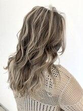 グレイス ヘア デザイニング(GRACE hair designing)ラインバレイヤージュ