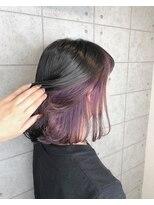 ニューヨークニューヨーク 河原町三条店(NYNY)inner color × purple *15