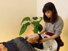 センカンドハウス(hair studio 2nd House)の雰囲気(個室ヘッドスパルームを完備☆極上の癒しを体感してみませんか?)