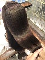 ミンクス 青山店(MINX)ダメージレスカラー 美髪 ツヤ髪