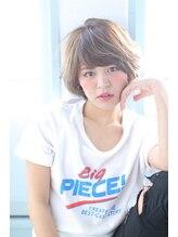 ジーナトウキョウ(Zina TOKYO)☆Zina☆可愛いふんわりショート